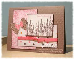 Handmade Thank You Cards By Me Cards Pinterest Thank