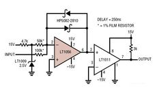 #555 Timer Based Four Way Traffic Light #Circuit Diagram