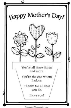 Planting Seeds: A Christian Mother's Day Poem for Kids by