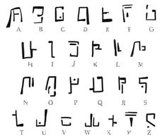 1000+ images about Language/Rune Alphabets/Decoders on