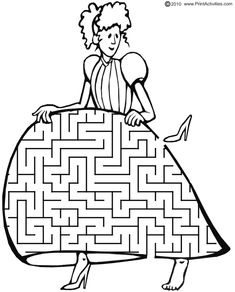 Maze puzzles, Maze and Puzzles on Pinterest