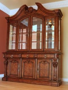 China Cabinet And Buffet By Ashley Furniture Casa Mollino Collection 79 Lx18