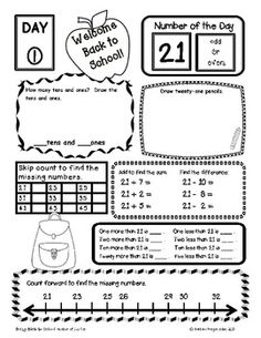 Go Math 2nd Grade Chapter 1 Lesson Plans and CCSS