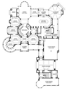 floor plan of the penthouse at Escala where Mr.Christian