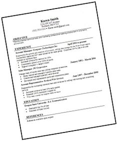 Language, Resume tips and Facebook on Pinterest