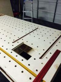 (Yet another) 80/20 MFT/SYS Cart | Festool - MFT Workbench ...