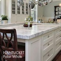 Nantucket Polar White Kitchen Cabinets Nj Formica 180fx 3546 River Gold Really Looks Great As The ...