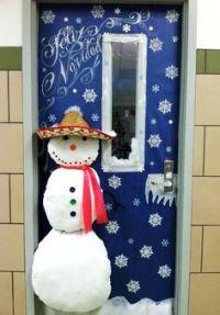 Spongebob classroom door decoration