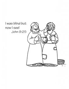 1000+ images about Day 4 VBS- Jesus saw a blind man on