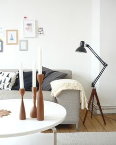 The Look For Less DIY Tripod Floor Lamp Do Or DIY