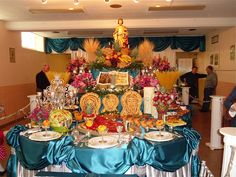 St Joseph39s Day Table Traditions St Joseph Feast Day
