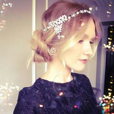 Great Gatsby Hair HMN Of My Own Personal Looks Pinterest