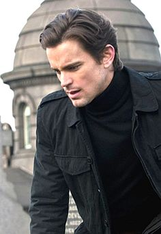He Looks So Young Here With That Longer Hair Matt Bomer