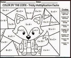 Worksheets, Math worksheets and Multiplication worksheets