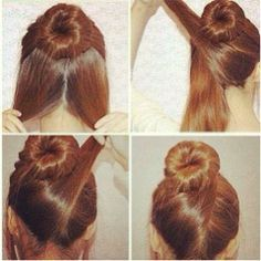 100 Quick Hairstyle Tutorials For Office Women Coque Offices