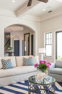 Living / Family Room on Pinterest