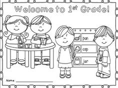 1000+ images about 1st grade beginning of the year on