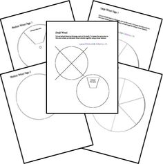 35 Free Lapbook Templates in one PDF Download Printable