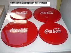 Tablecloth Coca Cola Bright Red Napkins Picnic Tables Cotton