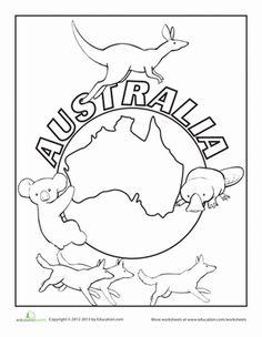 Koala Bear pattern. Use the printable pattern for crafts