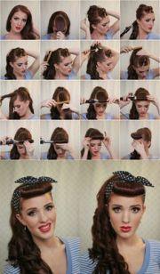 1000 ideas rockabilly hair