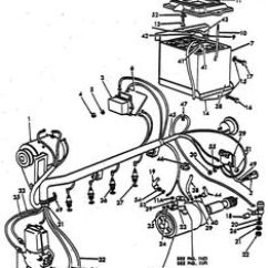 9n Ford Tractor Wiring Diagram Human Muscle Cell Hydraulic | 860 Fluid Around Gear Shifter 8n ...