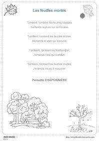 12 poésies illustrées sur le thème du printemps, pour les