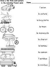 1000+ images about FLE: Moyens de transport on Pinterest