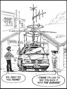 1000+ images about Amateur Radio Cartoons/Meme's on