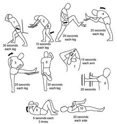 1000+ images about Back Stretching Exercises For Lower