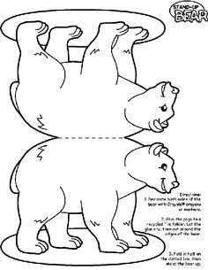 1000+ images about Preschool- Bears on Pinterest