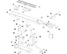 Torquemaster Spring Door Model to Door Weight Chart