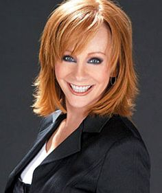 Picture Of Reba McEntire — Reba #1's Hair Styles Cuts