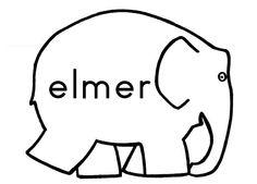 1000+ images about Kleuters Elmer de olifant on Pinterest