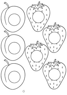 Very Hungry Caterpillar flannel board printable. Would be