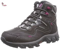 salomon sokuyi wp chaussures de trekking et randonnee femme noir schwarz detroit