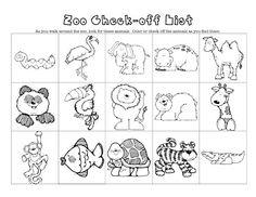 Adorable Zoo Bingo free printable to help your family play