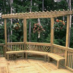 Garden Lattice Ideas Bower Woods Llc Custom Garden Structures
