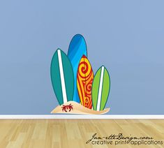 unfinished wooden monogram cutout surfboards by woodcraftcutouts