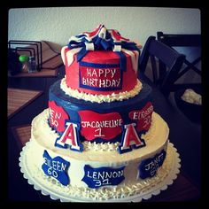 1000 Images About U Of A Cakes On Pinterest University