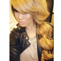 pretty blonde hair tumblr pretty long curly blonde hair via tumblr colored hair pinterest