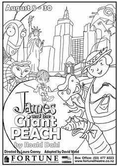 FREE James and the Giant Peach Reading Comprehension