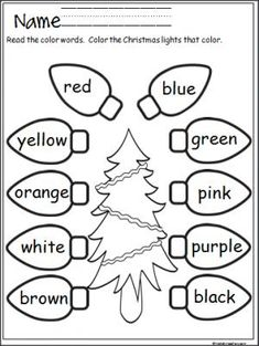 1000+ images about Christmas Worksheets/Printables on