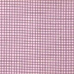 Tea Party Lilac Gingham