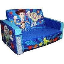 Disney Cars 2 Inflatable Flip Out Sofa Sofas #Kids #Kids
