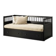 Furniture Row Sofa Sleepers Twin Mattress Diy Brimnes Daybed Frame With 2 Drawers, White | Day Bed ...