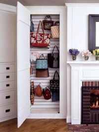 1000+ images about STORAGE FOR HANDBAGS on Pinterest ...
