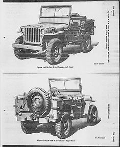 A Brief History of Jeep CJ and Wrangler Vehicles Civilian