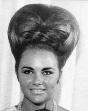 original teen girl bouffant