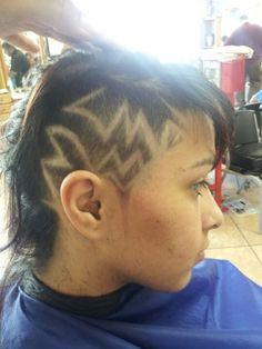 cool haircuts black boys
